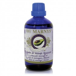 ACEITE AGUACATE MASAJE 100ml (MARNYS)