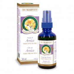 ACEITE ARNICA 50ml (MARNYS)