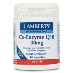 CO ENZYME Q10 30MG 60COMP