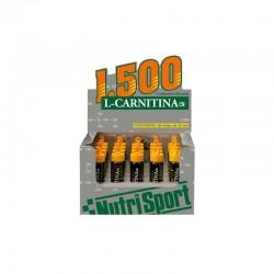 L-CARNITINA 150gr FRESA (NUTRISPORT)