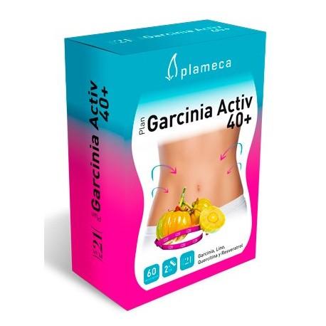 GARCINIA ACTIV 40 PLUS 60CAPS (PLAMECA)