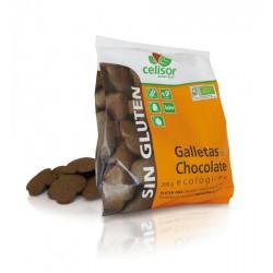 GALLETAS CHOCOLATE 200GR (CELISOR)