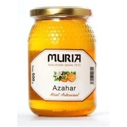 MIEL AZAHAR BLANCA 500GR (Muria)
