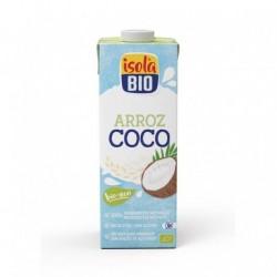 BEBIDA ARROZ COCO 1L (Isolabio)