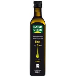 ACEITE LINO 500ML (Naturgreen)