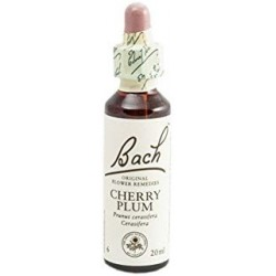 CHERRY PLUM FLOR BACH 20 ML