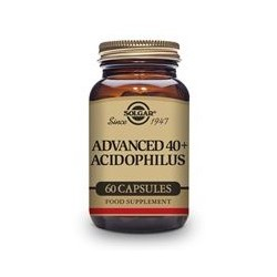 ADVANCED 40+ ACIDOPHILUS 60CAP