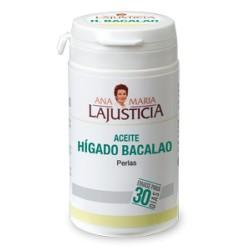 ACEITE HIGADO BACALAO 90 PERLAS