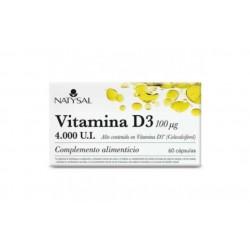 VITAMINA D3 60CAP