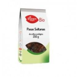 PASAS SULTANAS 250GR (El Granero)