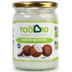 ACEITE COCO BIO 450ML bio (TooBio)