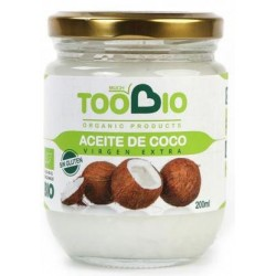 ACEITE COCO 200ml bio (TooBio)