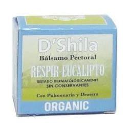 BALSAMO PECTORAL EUCALIPTO 50ML (D'Shila)