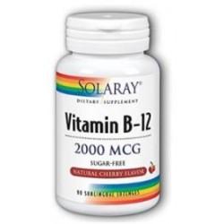 VITAMINA B12 2000MCG