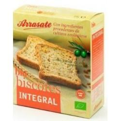 BISCOTES ESPELTA INTEGRAL (ARRASATE)