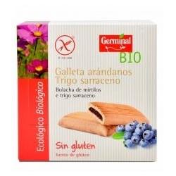 GALLETA TRIGO SARRACENO ARANDANO 200GR (Germinal)