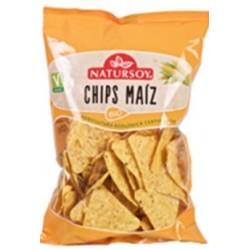 CHIPS MAIZ 125GR (Natursoy)