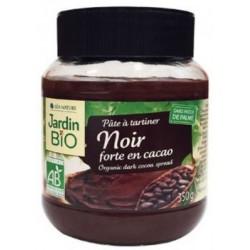 CREMA CHOCO NEGRO 350GR (Jardin Bio)