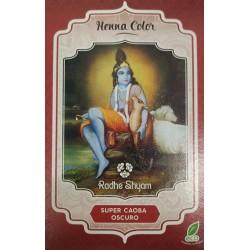 HENNA CAOBA SUPER OSCURO (Rhade Shyam)