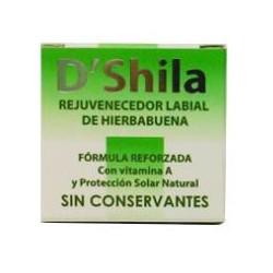 REJUVENECEDOR LABIAL HIERBABUENA 15ML (D'Shila)