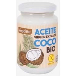 ACEITE COCO VIRGEN EXTRA BIO 370ML (Vegalife)