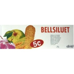 GALLETAS BELLSILUET 5 CEREALES 300GR (Abad)