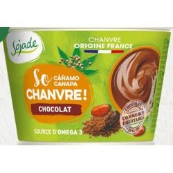 YOGUR CAÑAMO CHOCOLATE 180gr (Sojade)