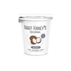YOUGUR COCO NATURAL 400GR (Abbot Kinney's)