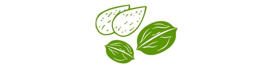 Frutos secos y pasas